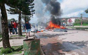 Turmoil in Venezuela