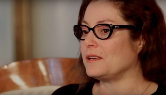 Carrie Mitchum discuss Hollywood and the impact of #MeToo on the industry. (Photo: YouTube)