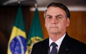 ब्राजील के राष्ट्रपति जेयर बोल्सोनारो। (फोटो: इसाक नोब्रेगा / पीआर)
