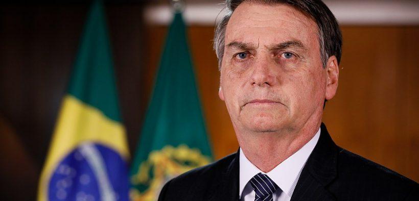 Brazilian President Jair Bolsonaro. (Photo: Isac Nóbrega/PR)