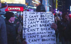 إريك غارنر احتجاجات