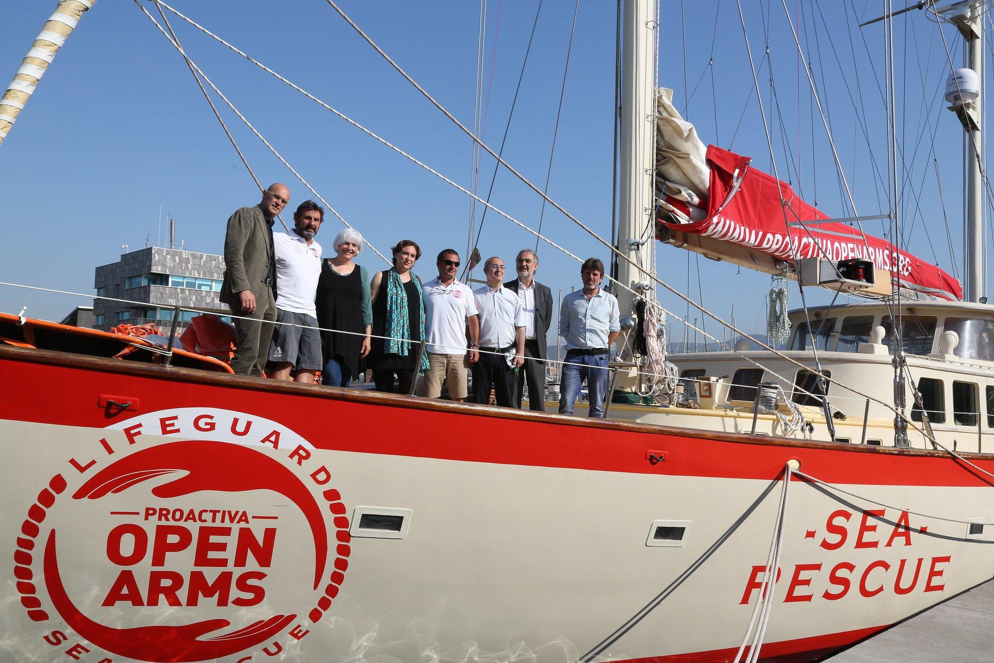 Italian Politicians Clash Over Migrant Ship Stuck At Sea - Citizen Truth
