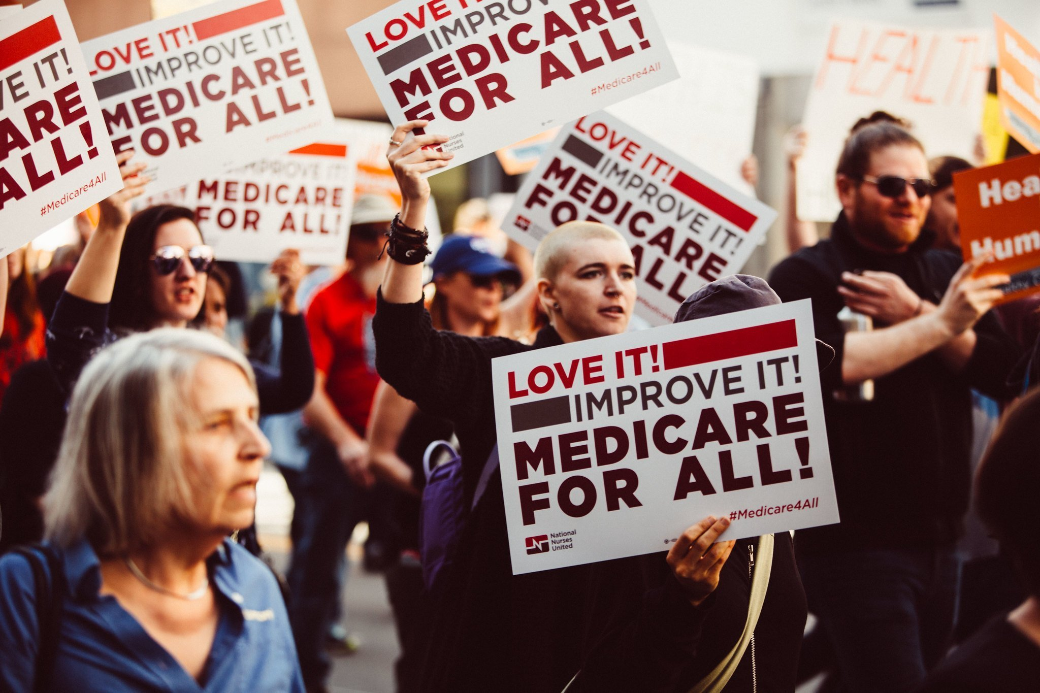 Healthcare Giants Attack 2020 Democrats' Healthcare Plans With Iowa Ad Blitz