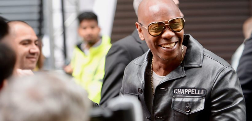 Dave Chappelle at the Toronto International Film Festival in 2018. (Photo: John Bauld)