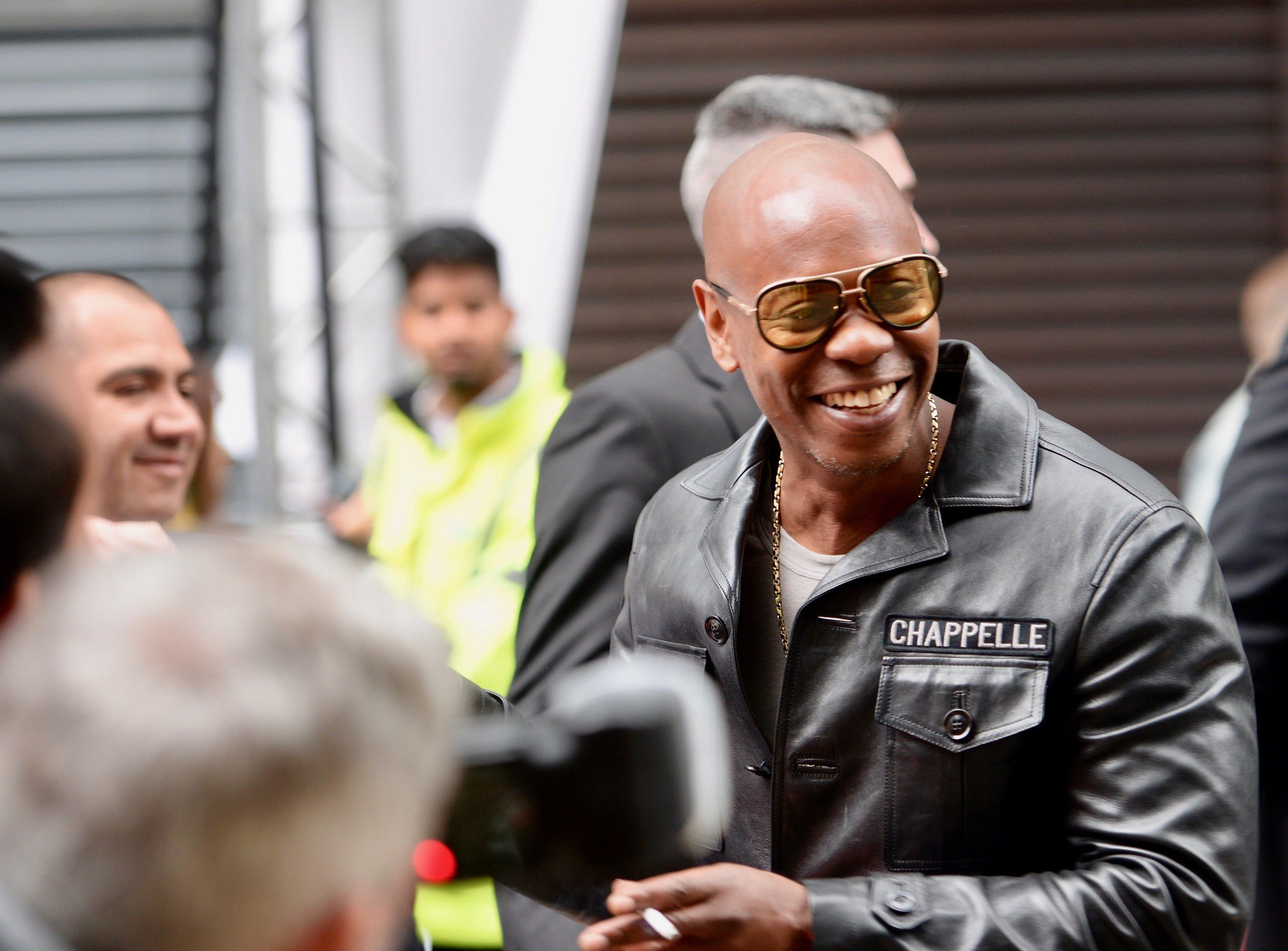 Dave Chappelle Hosted Free Star-Studded Concert for Shooting Survivors
