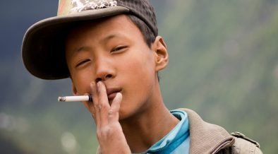 China's Tobacco Industry is Building Schools and No One is Watching - Citizen Truth