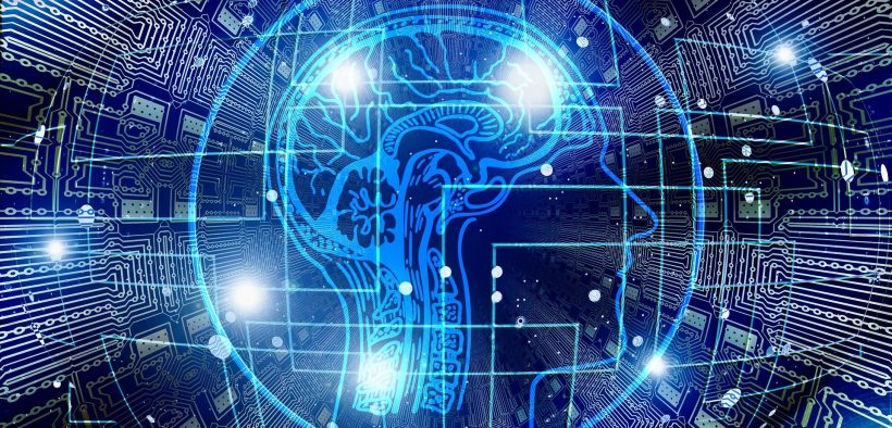 Intelligenza artificiale (foto per gentile concessione di Pixabay)