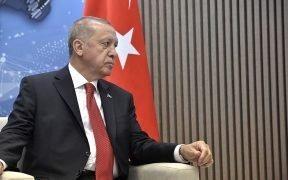 President of Turkey Recep Tayyip Erdogan.