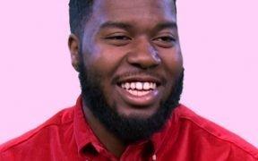 Khalid MTV smiling