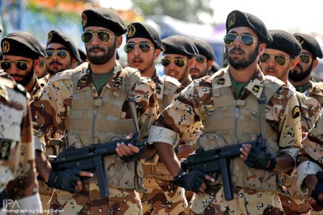 Iran's Military Ranked Ahead of Israel in Latest Firepower Index