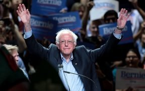 What has Bernie Sanders done? Only been a consistent leader on progressive issues in over 20 years in Congress (and even before that) and started a political revolution. How's that? (Photo Credit: Gage Skidmore/CC BY-SA 3.0)