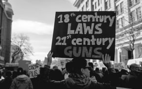 March For Our Lives - Washington, DC. Date: March 24, 2018. (Photo: ep_jhu Flickr)