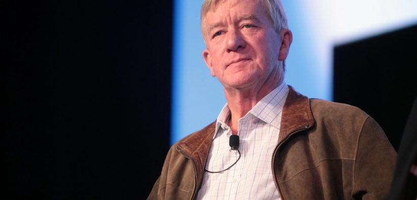 Former Governor William Weld of Massachusetts speaking at the 2016 FreedomFest at Planet Hollywood in Las Vegas, Nevada.