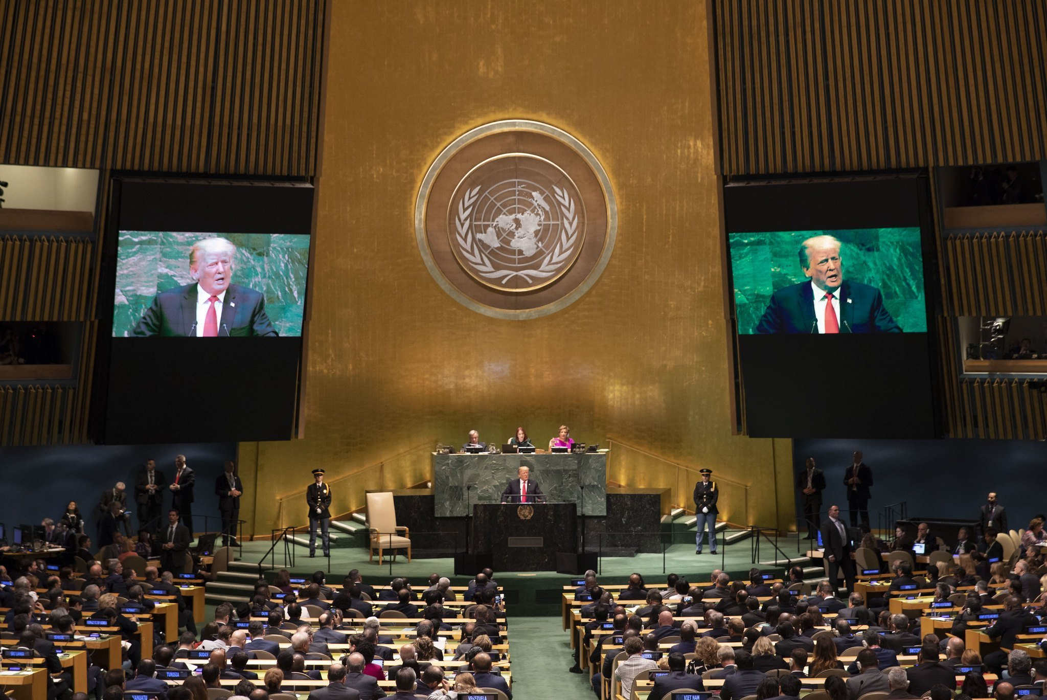 UN General Assembly: The Four Key Global Issues to Watch For - Citizen Truth