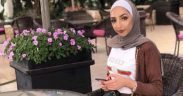 Israa Ghrayeb, the 21-year-old Palestinian makeup artist allegedly killed by her family in August. (Photo: Twitter)
