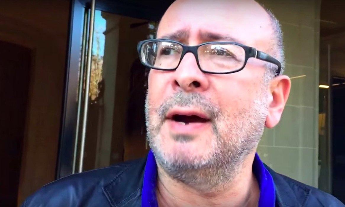 Meet Jeffrey Epstein's Russian Pimp, Peter Listerman