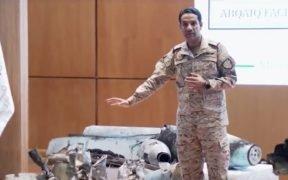 L'Arabia Saudita accusa l'Iran per l'attacco di Aramco. (Screenshot di YouTube)