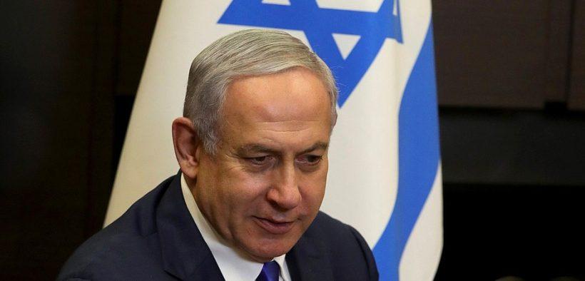 Primo Ministro israeliano Benjamin Netanyahu.