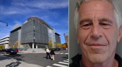 MIT Media Lab-gebouw en Jeffrey Epstein
