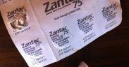 Zantac Pill and Pill Pack