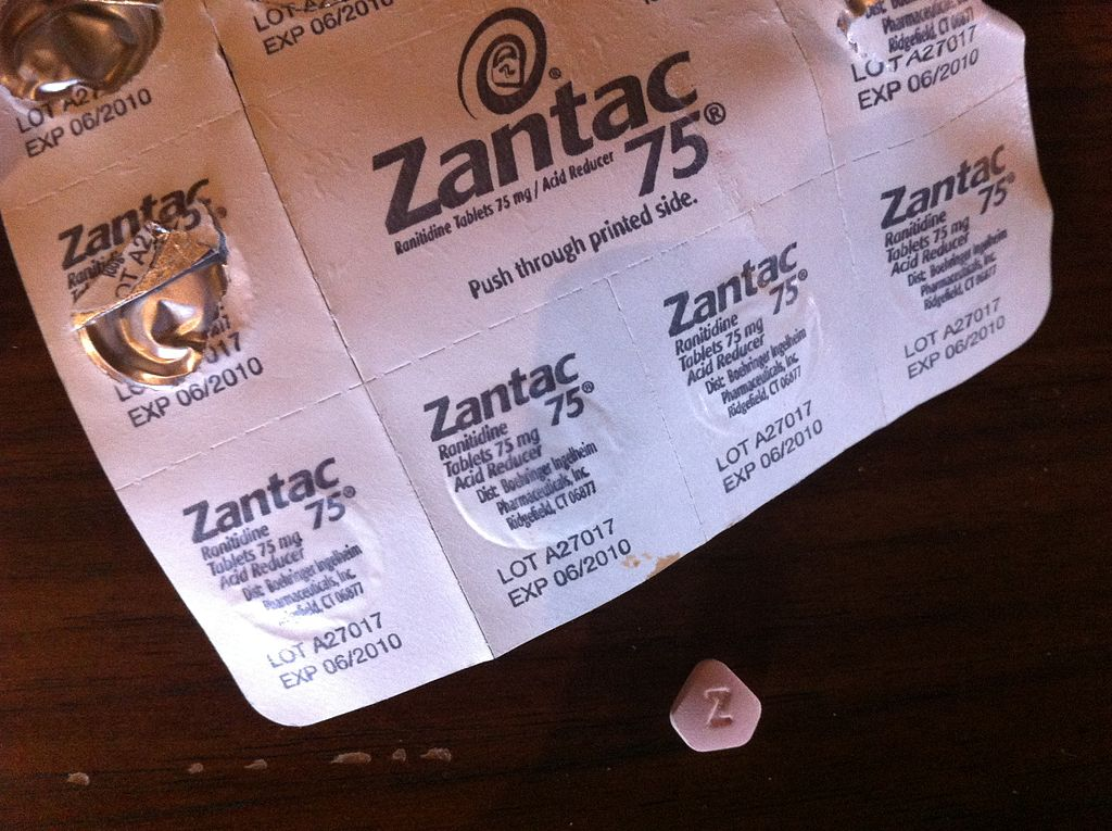 Zantac maker halts heartburn drug's distribution after cancer concerns