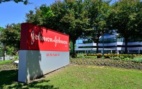 Johnson & Johnson offices, Ontario.