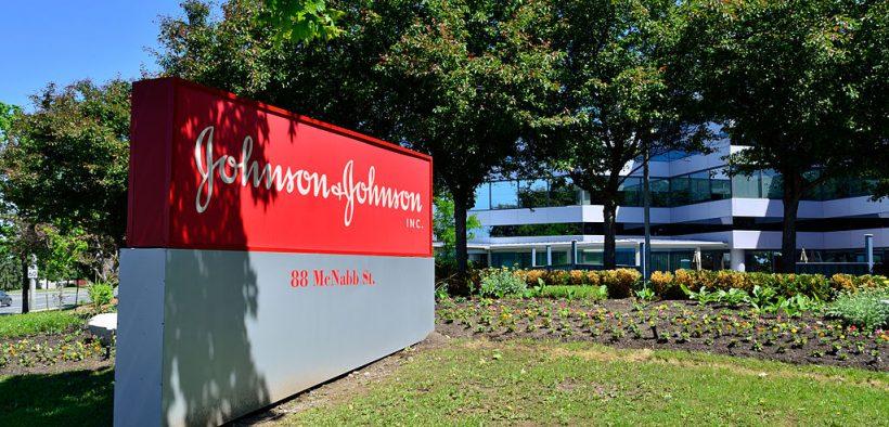 Johnson & Johnson offices, Ontario.