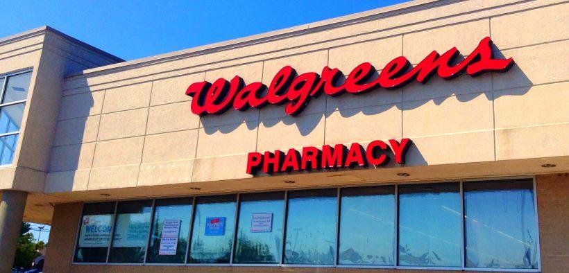 Walgreen's Pharmacy Wethersfield, CT. August, 2014.