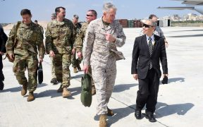 L'armée américaine en Somalie