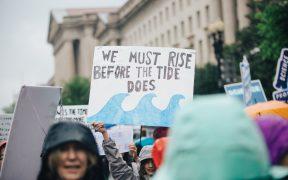 Marsch für die Wissenschaft, Washington DC April 2017.