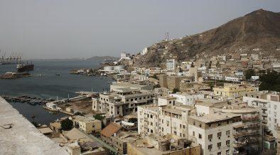 Steamer Point in Aden, Yemen. 2013.