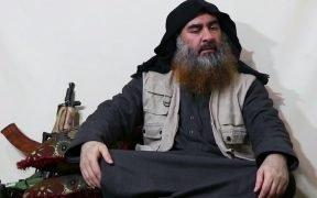 Abu Bakr al-Baghdadi, head of ISIS since 2014. (Photo: YouTube)