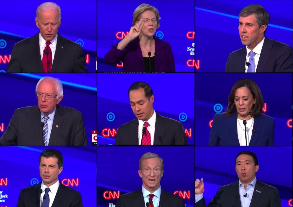 FactChecking the October Democratic Debate