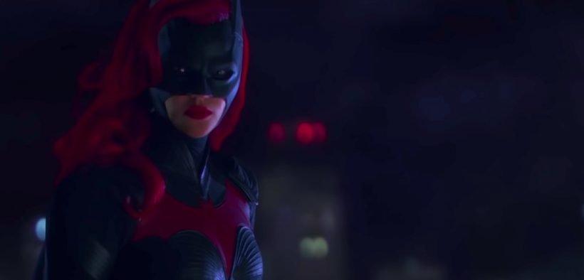 Ruby Rose在CW的新系列中饰演Batwoman。 (照片:YouTube)
