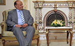 President of Yemen Abd Rabbuh Mansour Hadi.