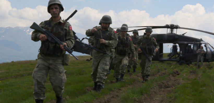 turkish soldiers in Kosovo