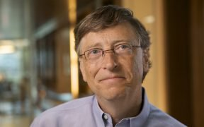 OnInnovation interview with Bill Gates, 2010. Bill Gates was highly criticized for his recent comments about a proposed wealth tax. (Photo: OnInnovation)