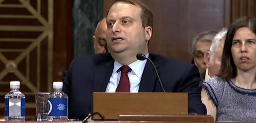Senator Sheldon Whitehouse questioned Steven J. Menashi during his nominations hearing on September 11, 2019.