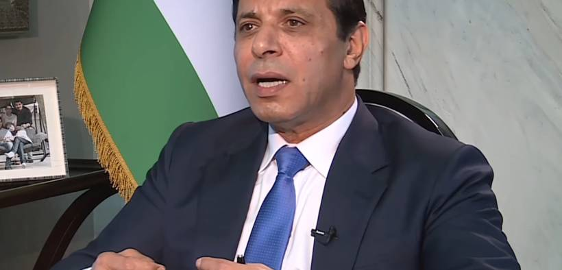 Palestinian political and military leader Mohammed Dahlan talked about the option for Palestinians to live with Israelis in one state, provided it had equal rights and elections, during an interview with RT Arabic in 2018.