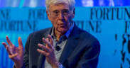 Charles Koch, Chairman and CEO, Koch Industries at a Fortune Tech 2016 conference.