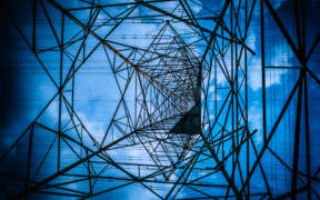 high voltage electricity lines