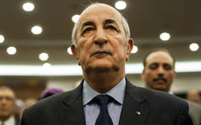 Abdelmadjid Tebboune won Algeria's presidential election on Thursday but protesters are calling it a sham election.