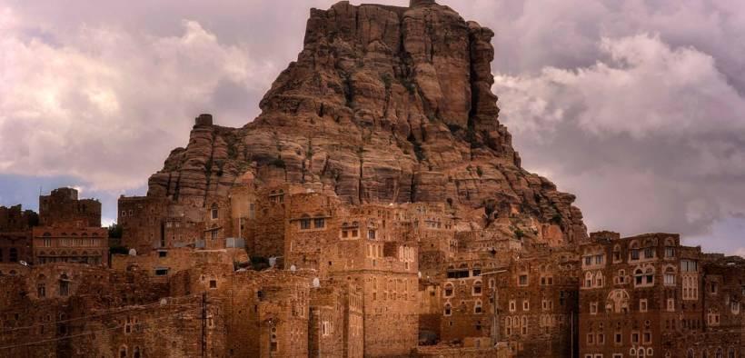 Thula Village - Yemen. (Photo: Courtesy of Rod Waddington)