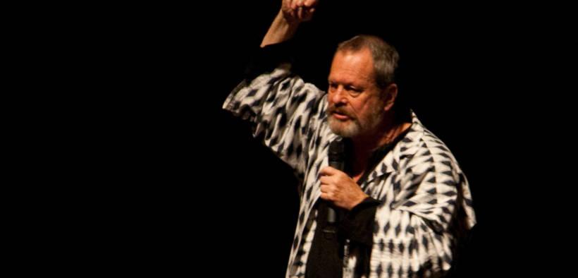 Terry Gilliam @ screening of The Imaginarium of Dr Parnassus at the Elgin Theatre, TIFF '09