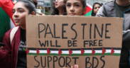 New York City rally protests 70 years of Nakba and supports Great Return March