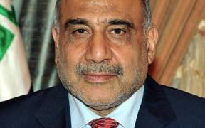 Adil Abdul Mahdi portrait