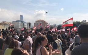 2019 Lebanese protests Beirut 5