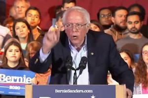 Senator Bernie Sanders Nevada