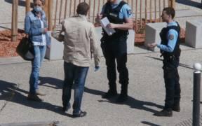 Annonay Gendarmerie check