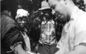 Tuskegeesyphilisexperiment